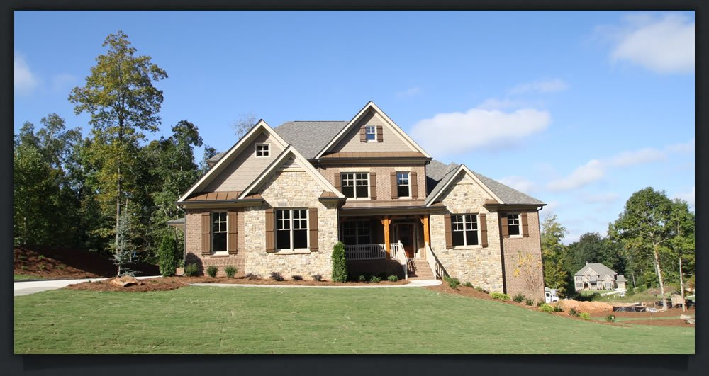 North Atlanta's Premier New Home Builder